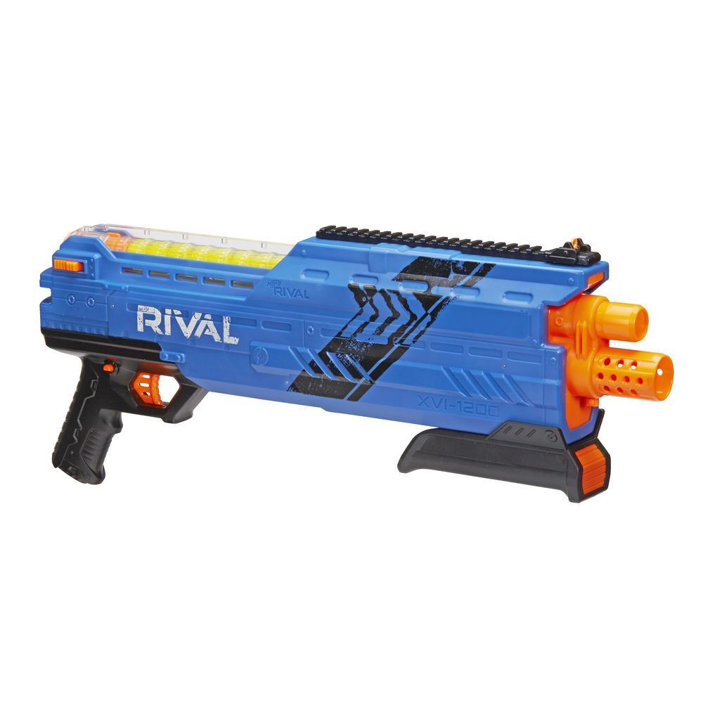Nerf Rival Atlas XVI-1200 Blaster Blaster Blaster (bluee) b38f07