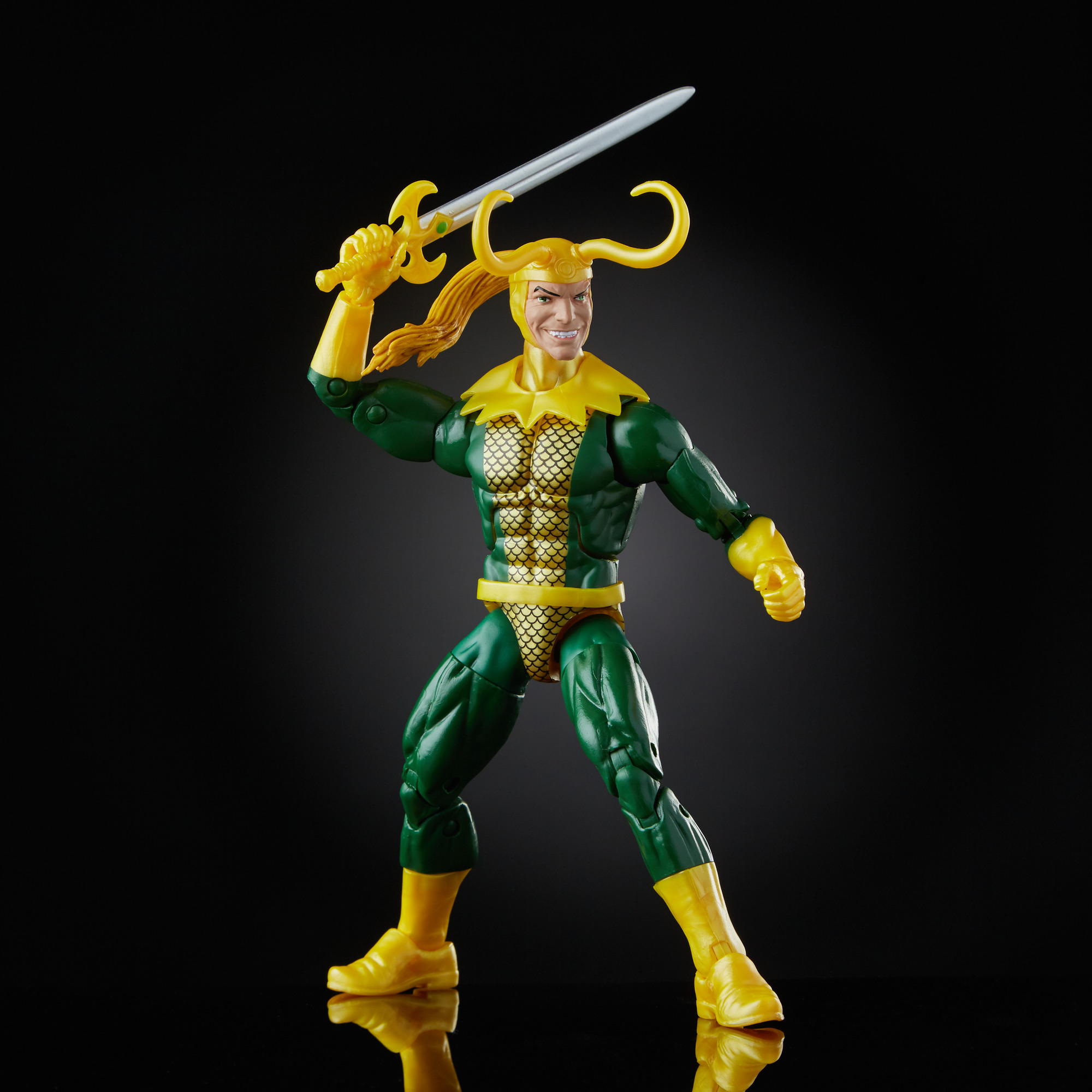 Details about Marvel Legends Series Loki 6-inch Collectible Action Figure
