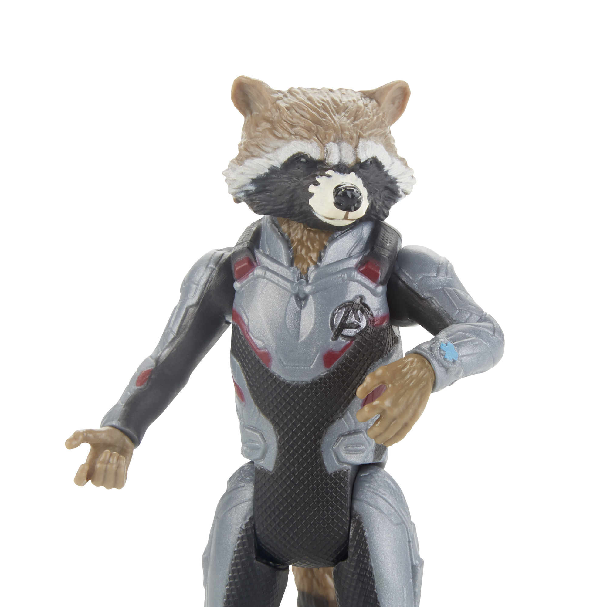 "Marvel Comics The Avengers Endgame Plush Rocket Racoon Movie Soft Doll 9/"" New"