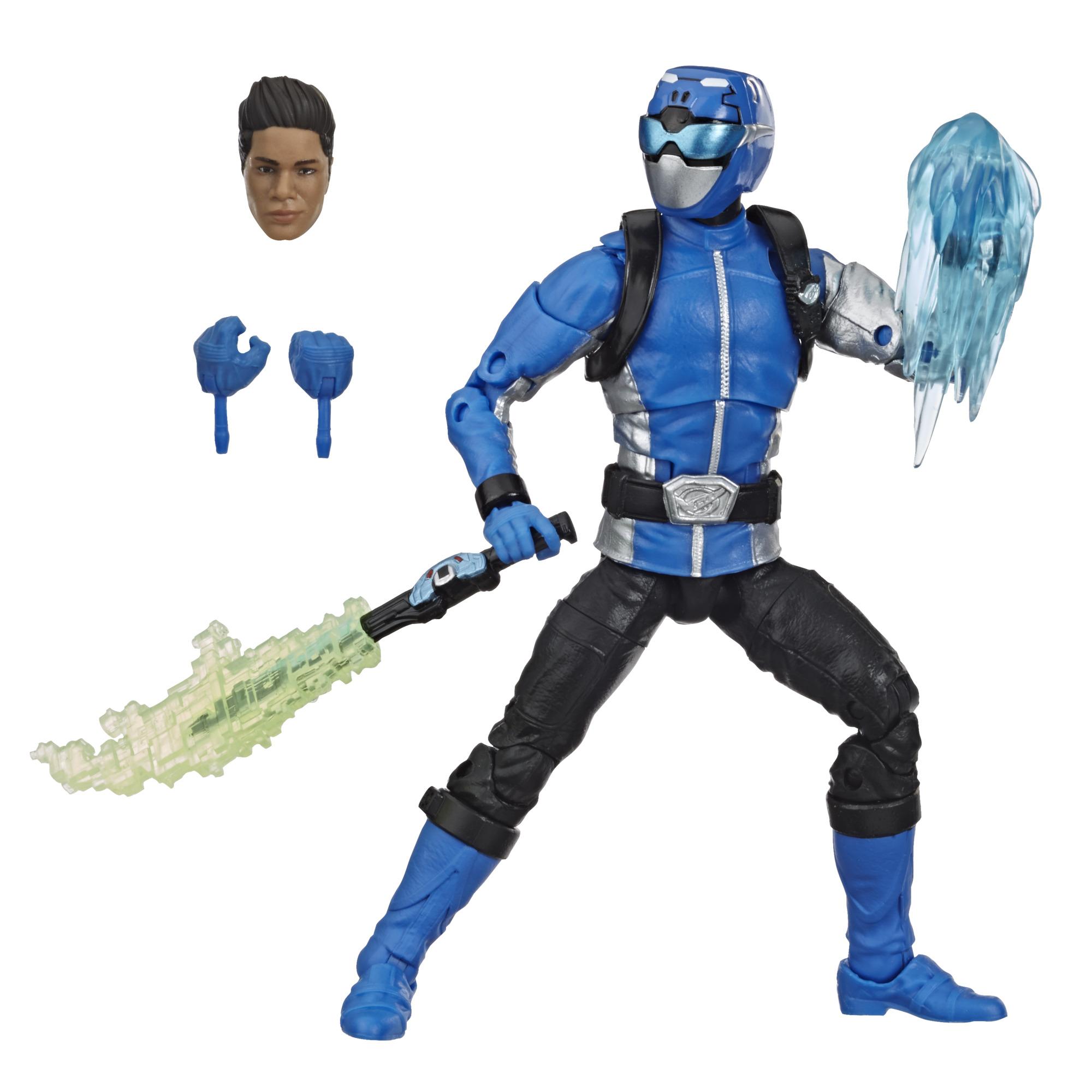 Power Rangers Hasbro Beast Morphers Blue ranger