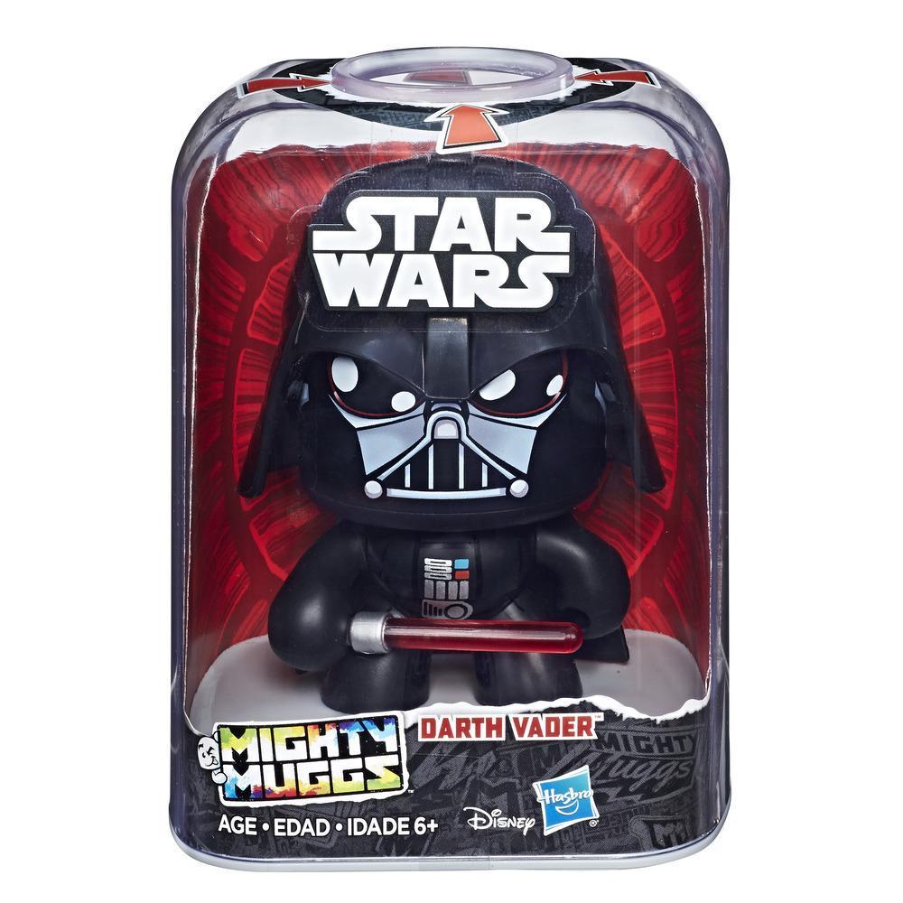Star Wars Mighty Muggs DARTH VADER Action Figure Par Hasbro