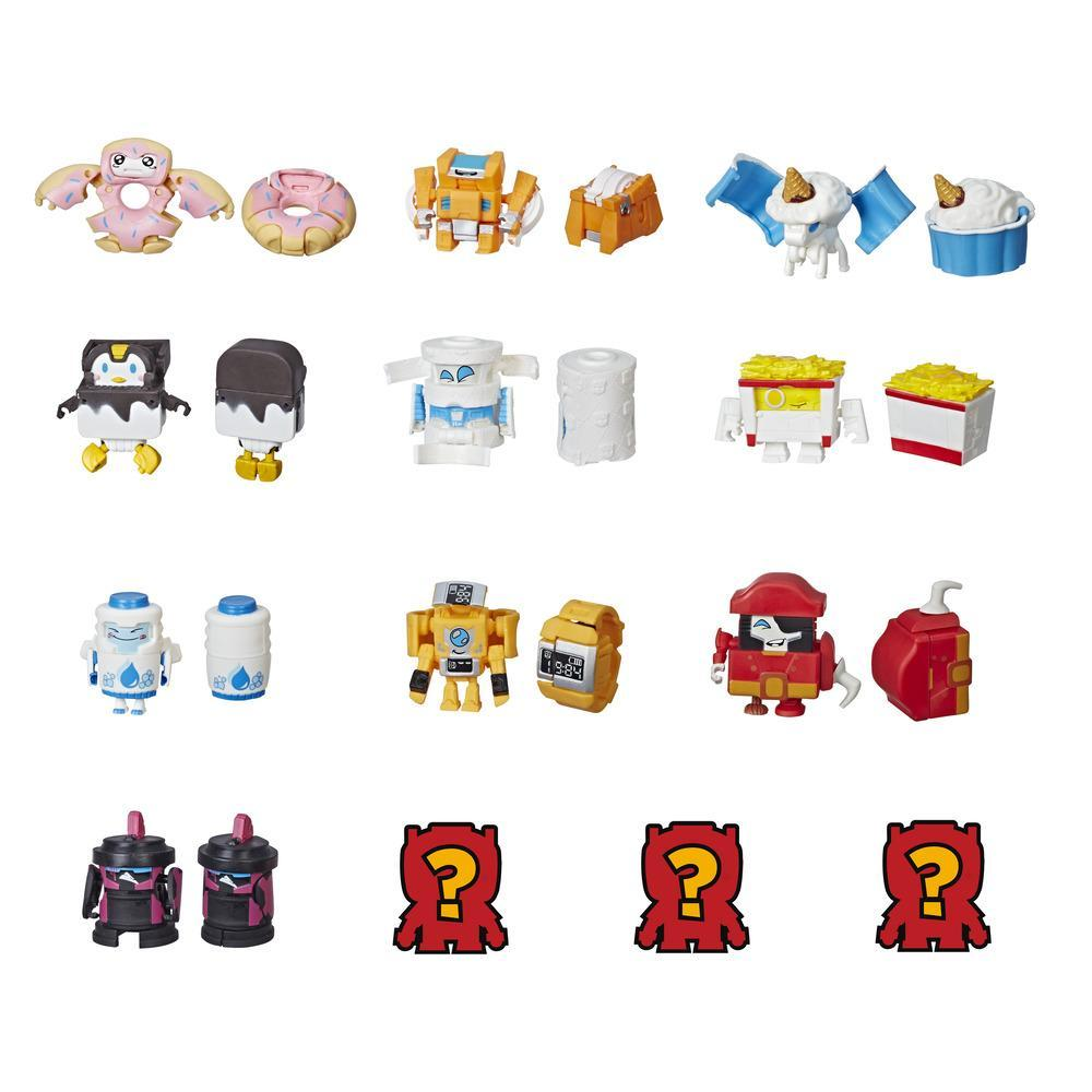 Transformers BotBots Series 3 Mystery Pack Surprise 2-in-1 Toy!