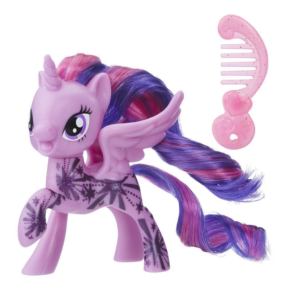 - My Little Pony Princess Twilight Sparkle Glitter Design Pony