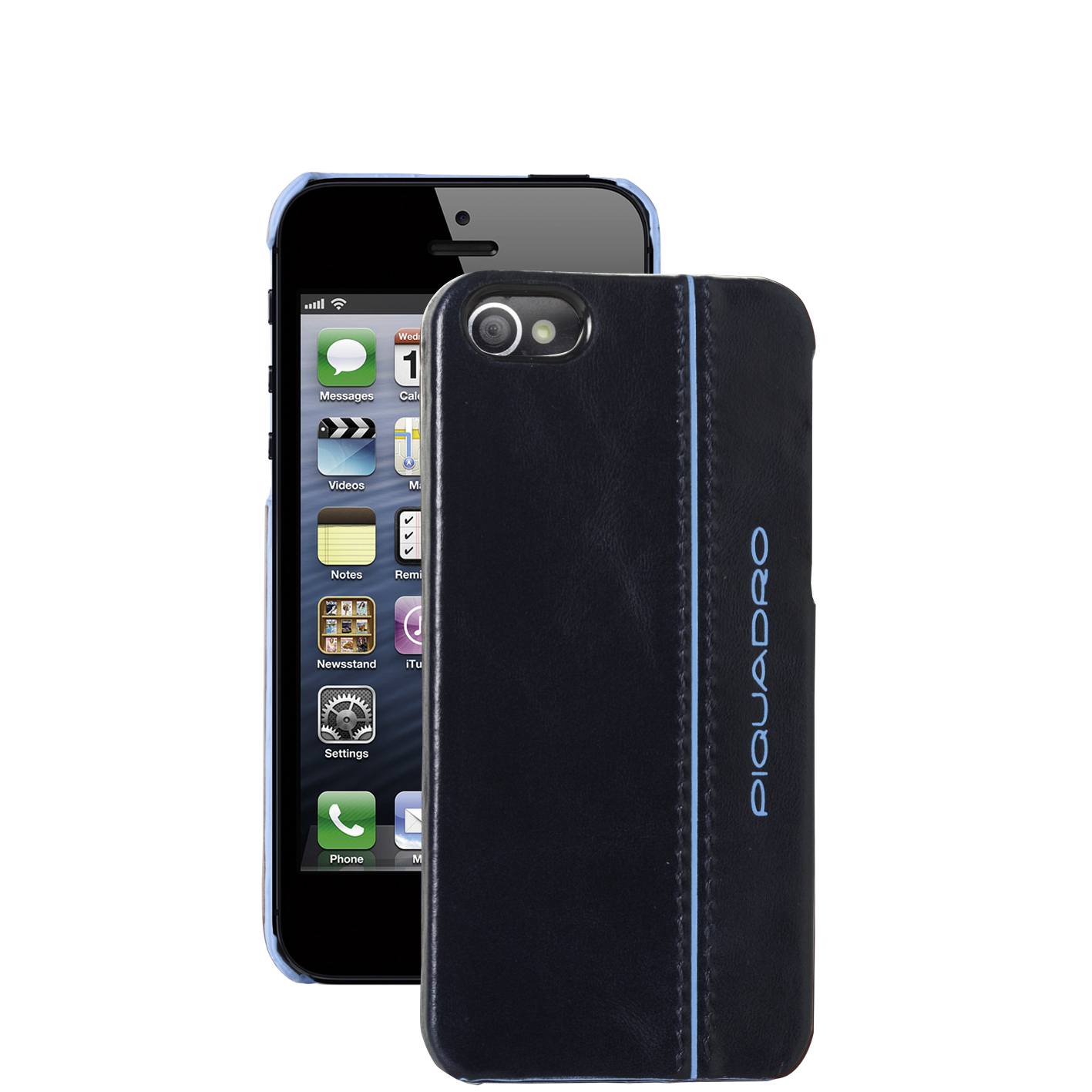 iphone 5s blue piquadro leather iphone 5 5s blue square collection 11170