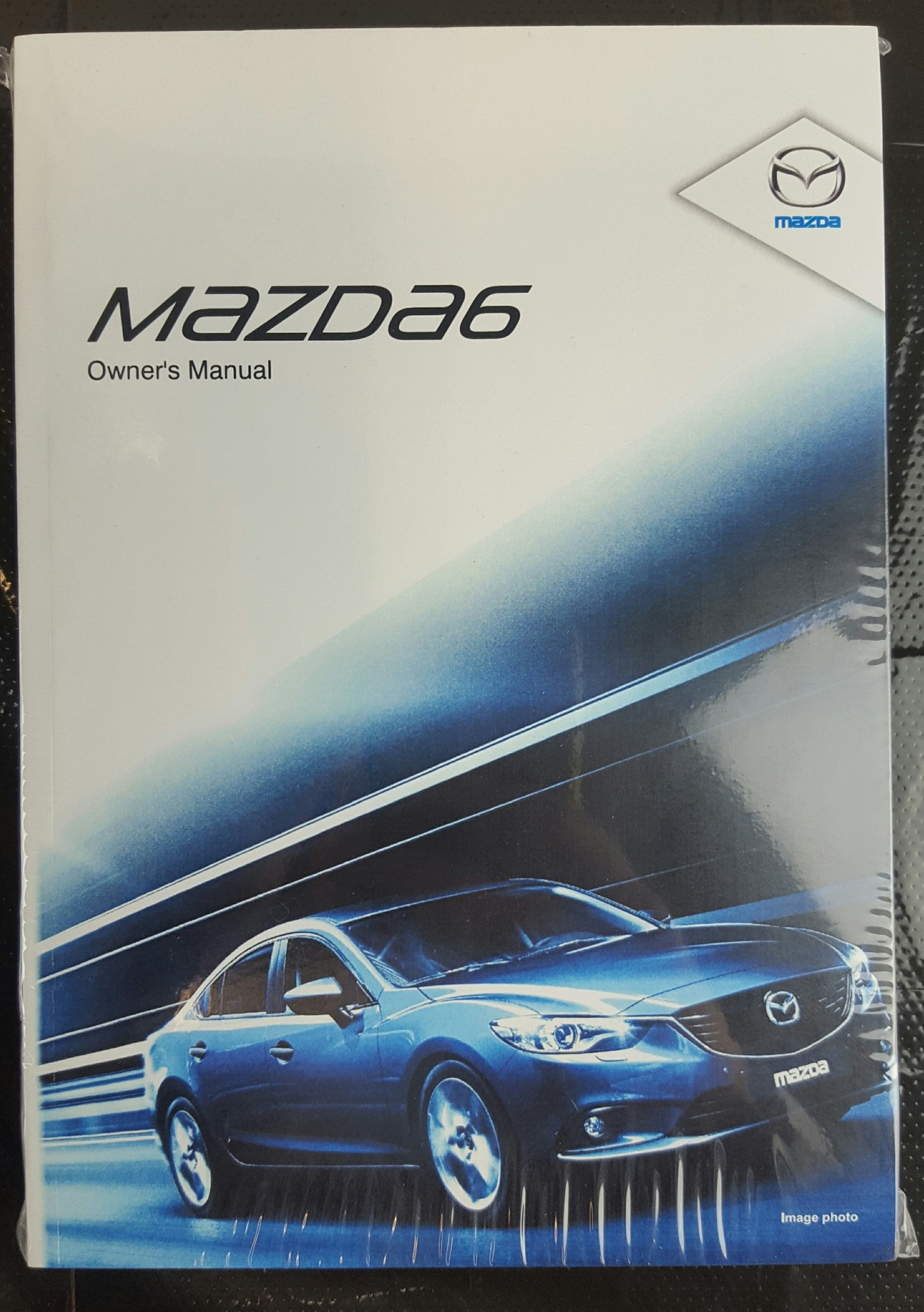 details about new genuine mazda 6 gj series 1 owners manual mazda6 2012 2016 rh ebay com au owners manual mazda 6 2006 owners manual mazda 626 1997