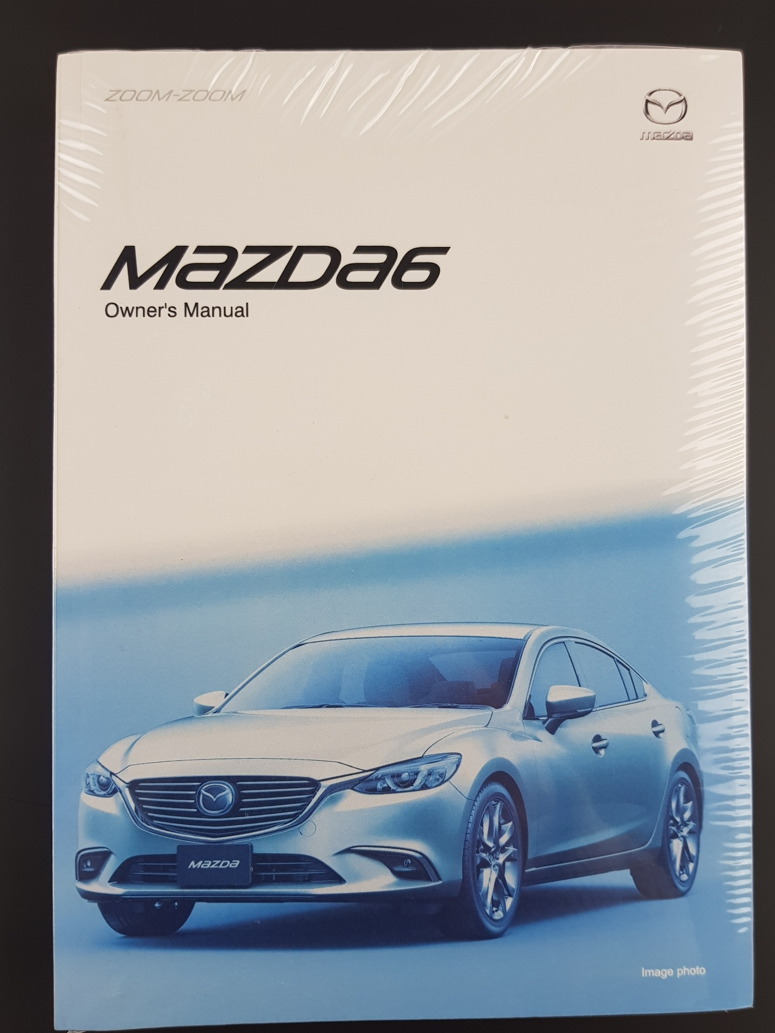 New Genuine Mazda 6 Owners Manual GL Mazda6 Original Publication 6/2016   Current