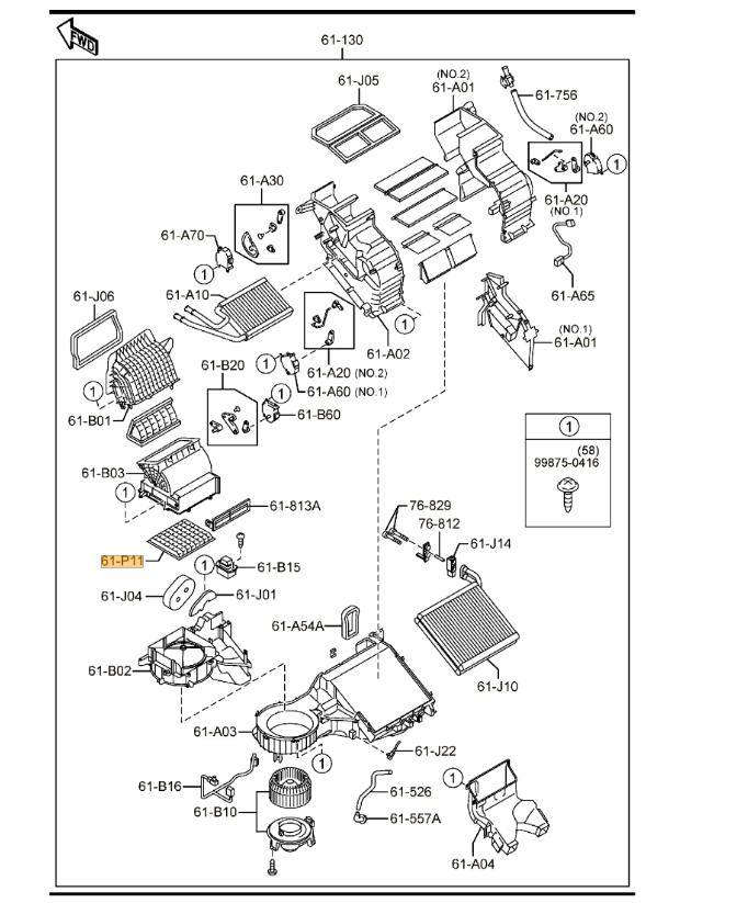 2003 Mercedes Benz E320 Fuel Filter Location