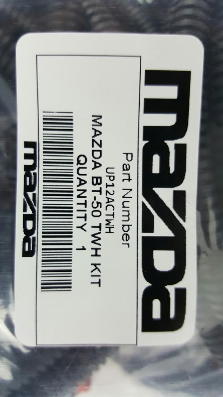 New Genuine Mazda Bt 50 Up Ur Towbar Trailer Wiring Harness Bt50 Ute Honda Element Ur11actwh