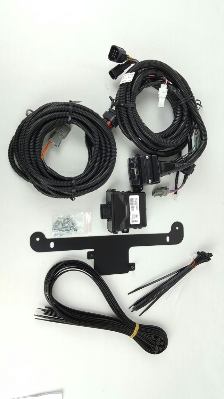 New Genuine Mazda Bt 50 Up Ur Towbar Trailer Wiring Harness Bt50 Ute Honda Element Ur11actwh