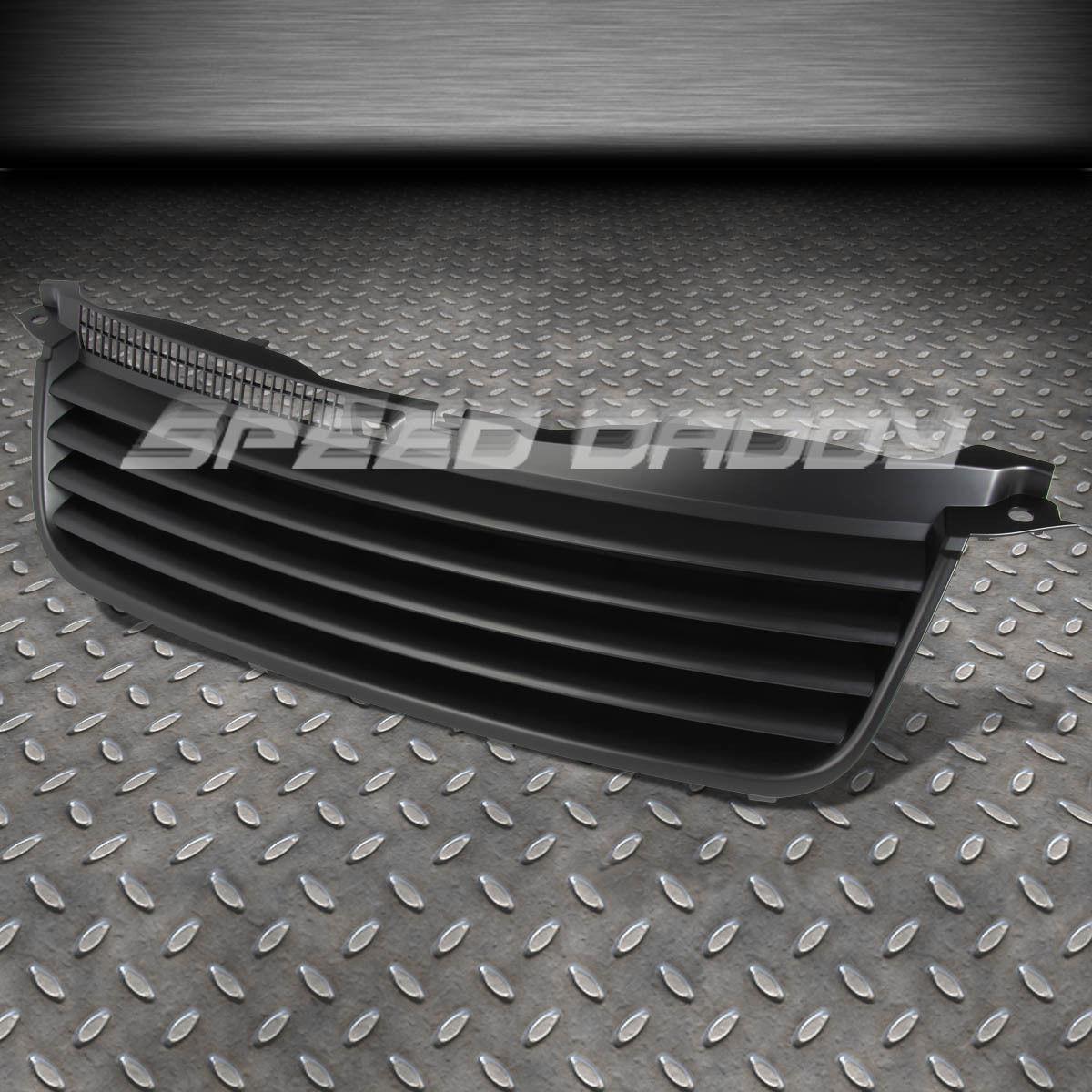 Bmwputer: FOR 02-05 VW PASSAT B5.5 BLACK PLASTIC FRONT HOOD SPORT