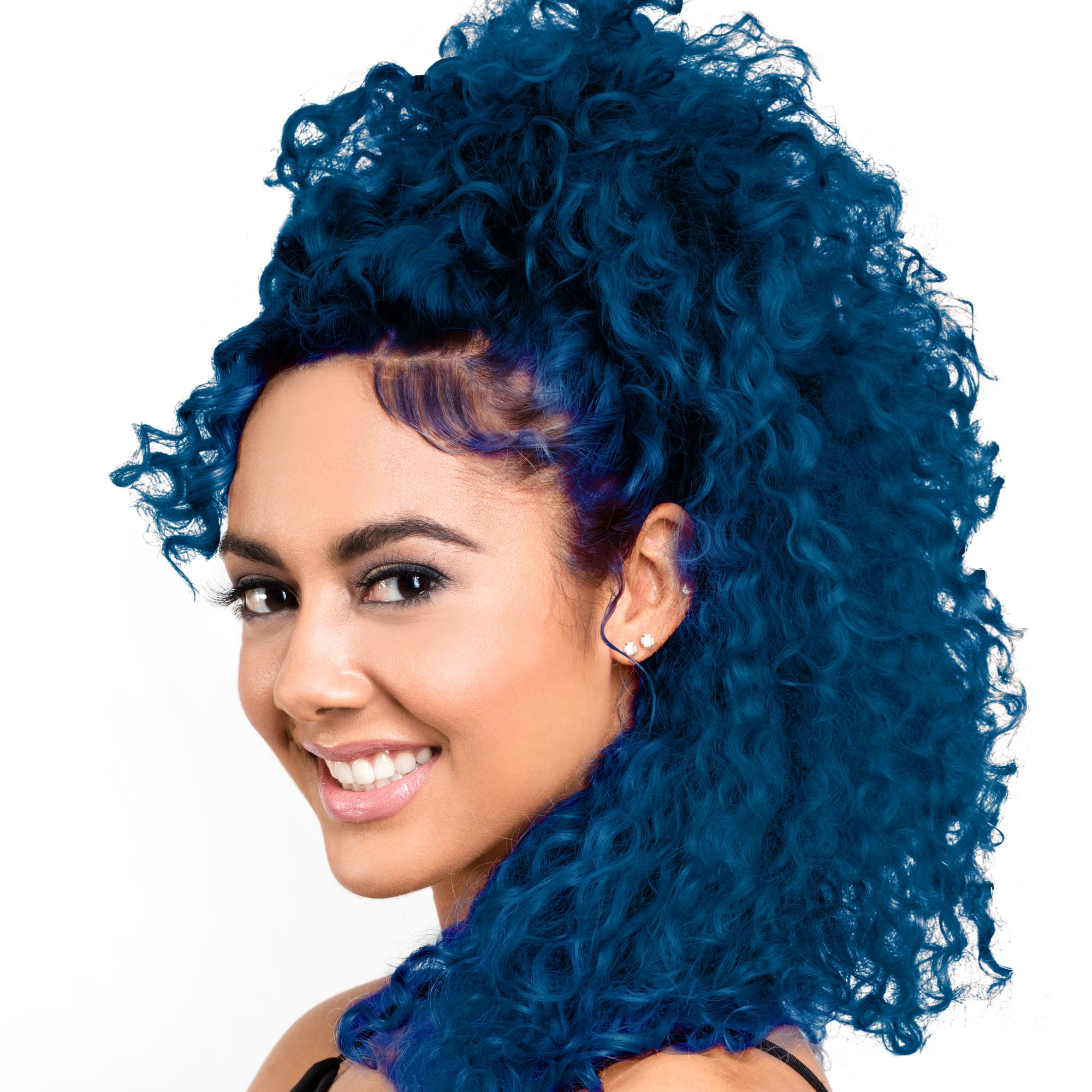 Sparks Long Lasting Bright Hair Color Creme Rinse Semi Permanent Dye