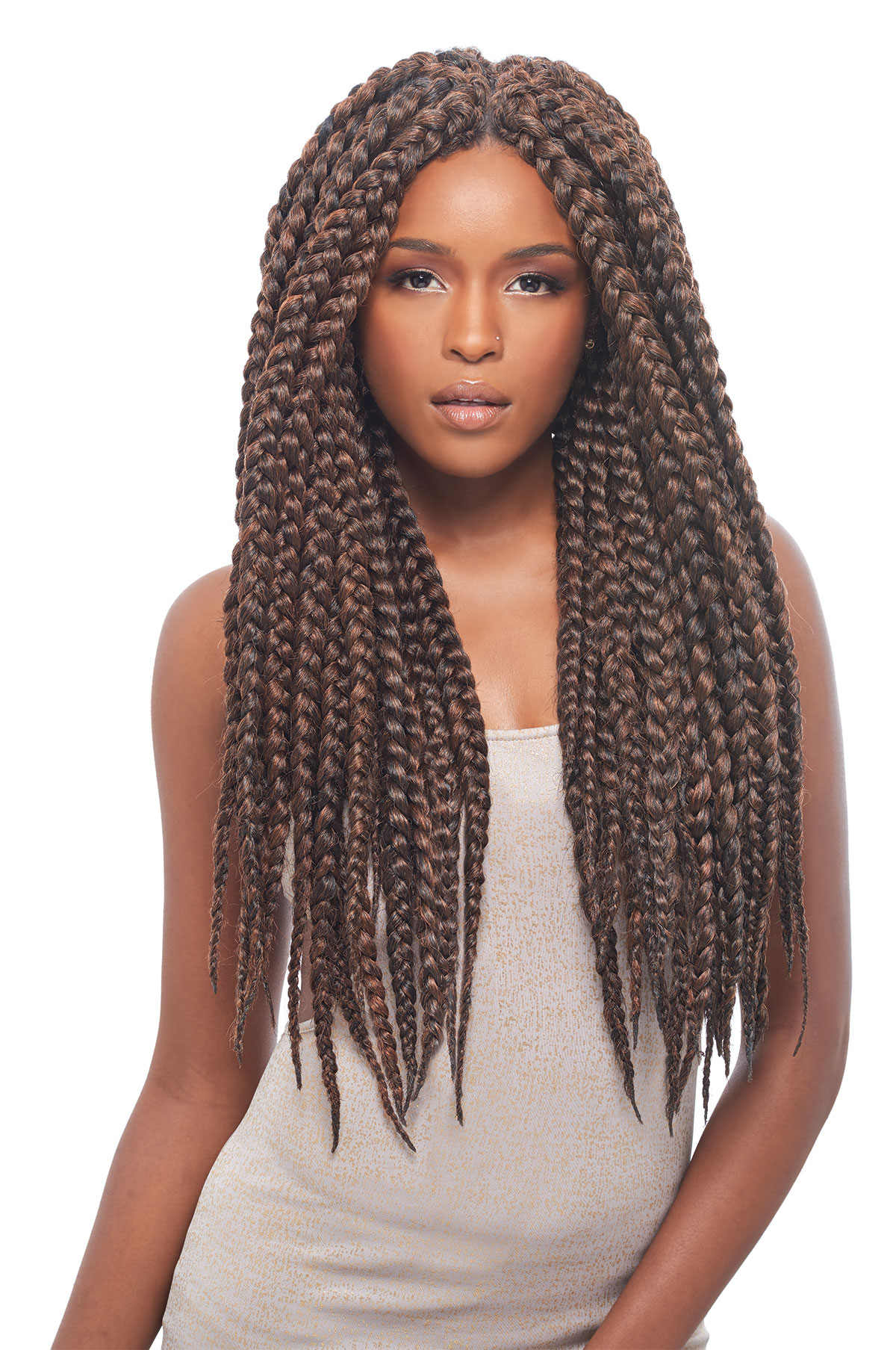3s Havana Mambo Box Braid 24 Janet Collection Synthetic Crochet