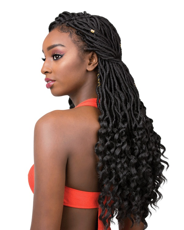 Sensationnel X Pression Pre Looped Synthetic Crochet Braid 3x