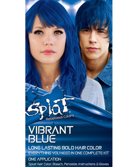 Splat Rebellious Colors Semi Permanent Complete Kit Ombre Hair Dye