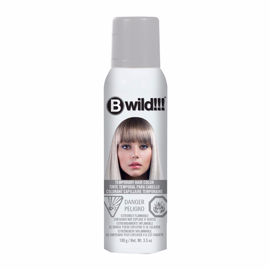 Jerome Russell B Wild Temporary Spray On Hair Color Dye Tint Wash