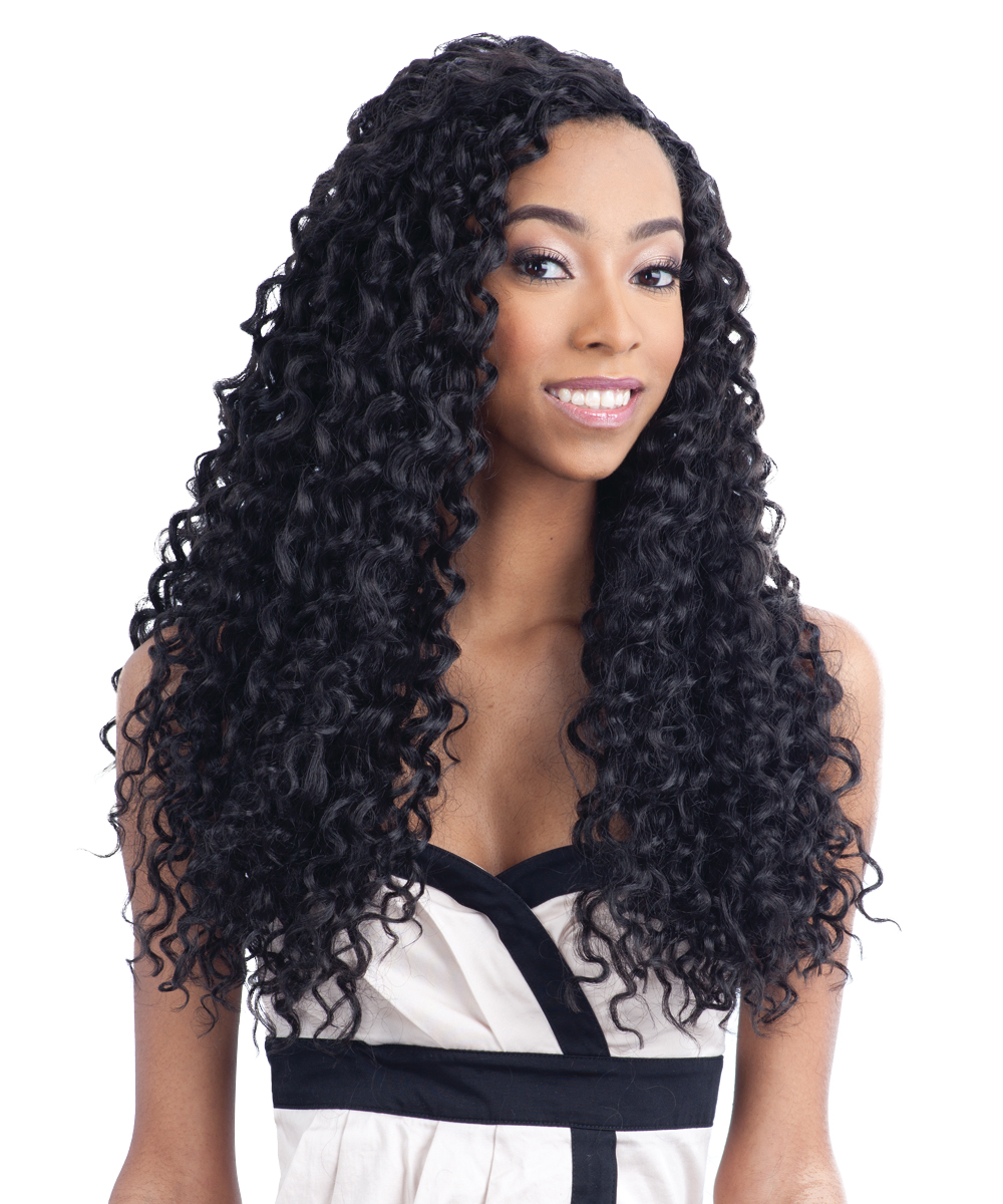 Barbadian Braid Freetress Bulk Crochet Braiding Hair Extension Ebay