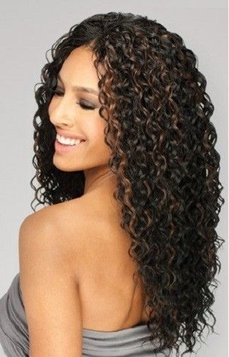 """BEACH CURL 16"""" BY EQUAL FREETRESS SYNTHETIC HAIR CURLY ... - photo #4"""