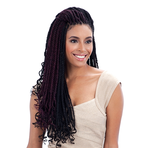 Cuban Twist 24 Quot Freetress Equal Synthetic Long Marley