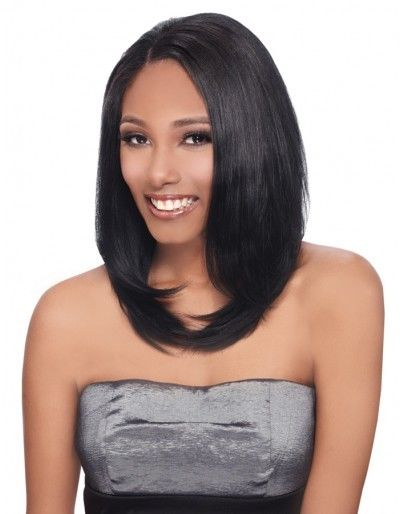 Duby Xpress 10 By Outre 100 Human Hair Premium Mix Straight Weave