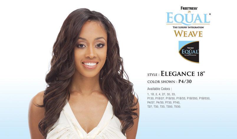 Elegance 18 Equal Freetress Weave Long Wavy Extension Ebay