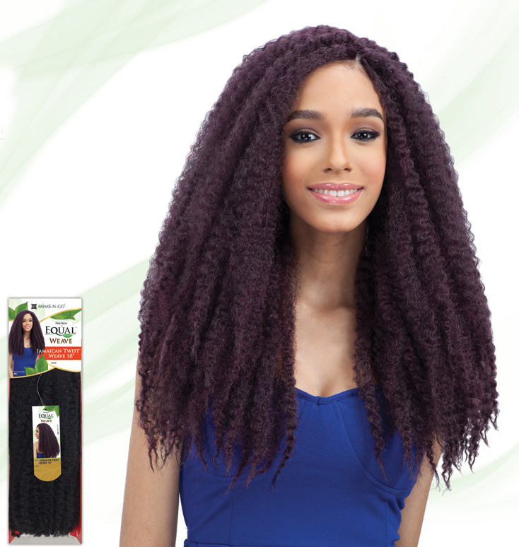 Sale Jamaican Twist 18 Freetress Equal Synthetic Hair Weave