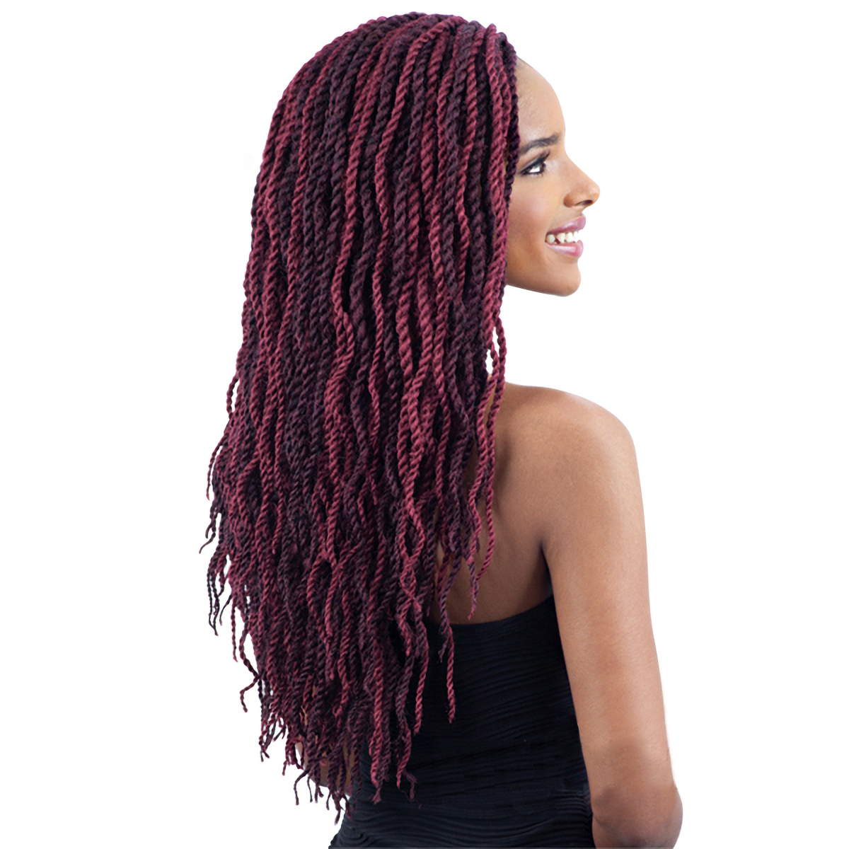 Wavy Senegalese Twist 18 Quot Freetress Syntehtic Crochet