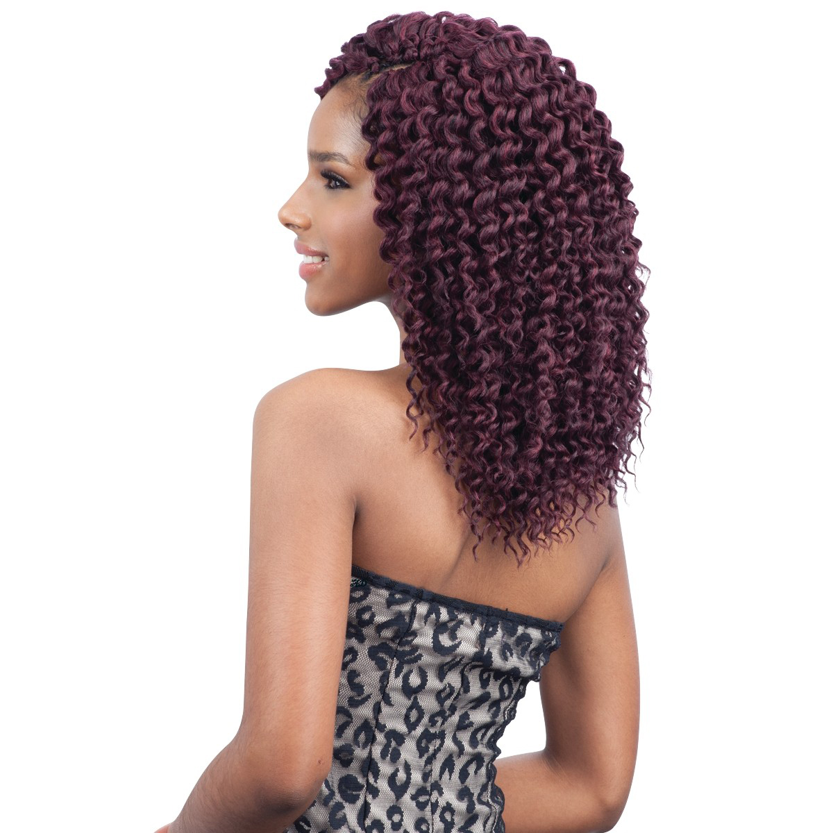 Deep Twist 10 Quot Freetress Synthetic Hair Crochet Braid