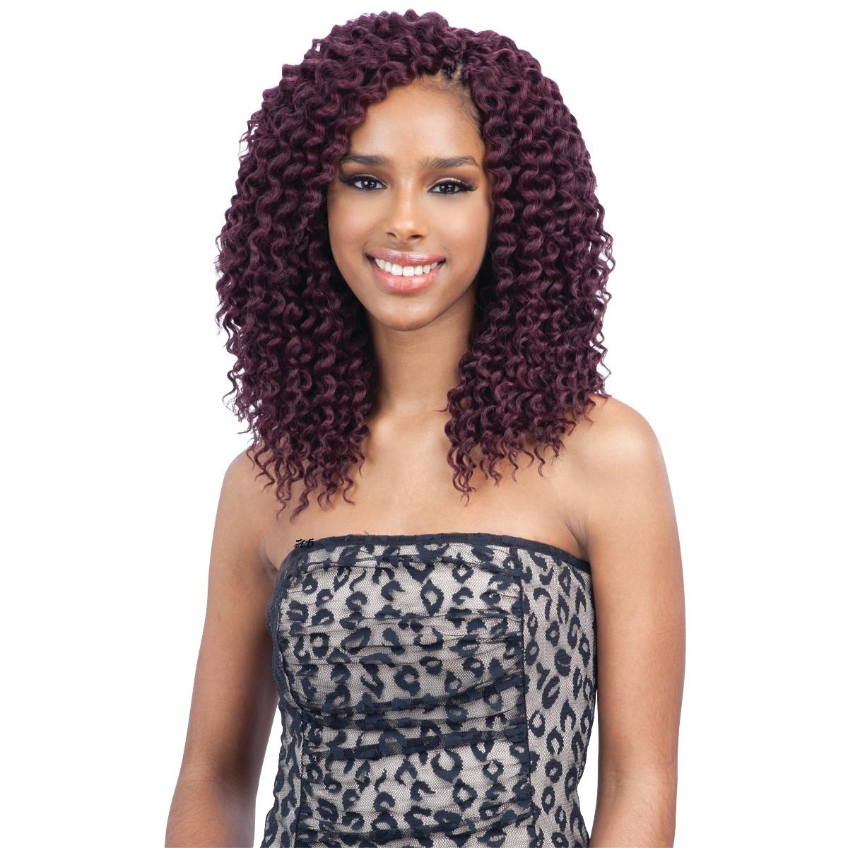 DEEP TWIST 10u0026quot; - FREETRESS SYNTHETIC HAIR CROCHET BRAID BULK | EBay