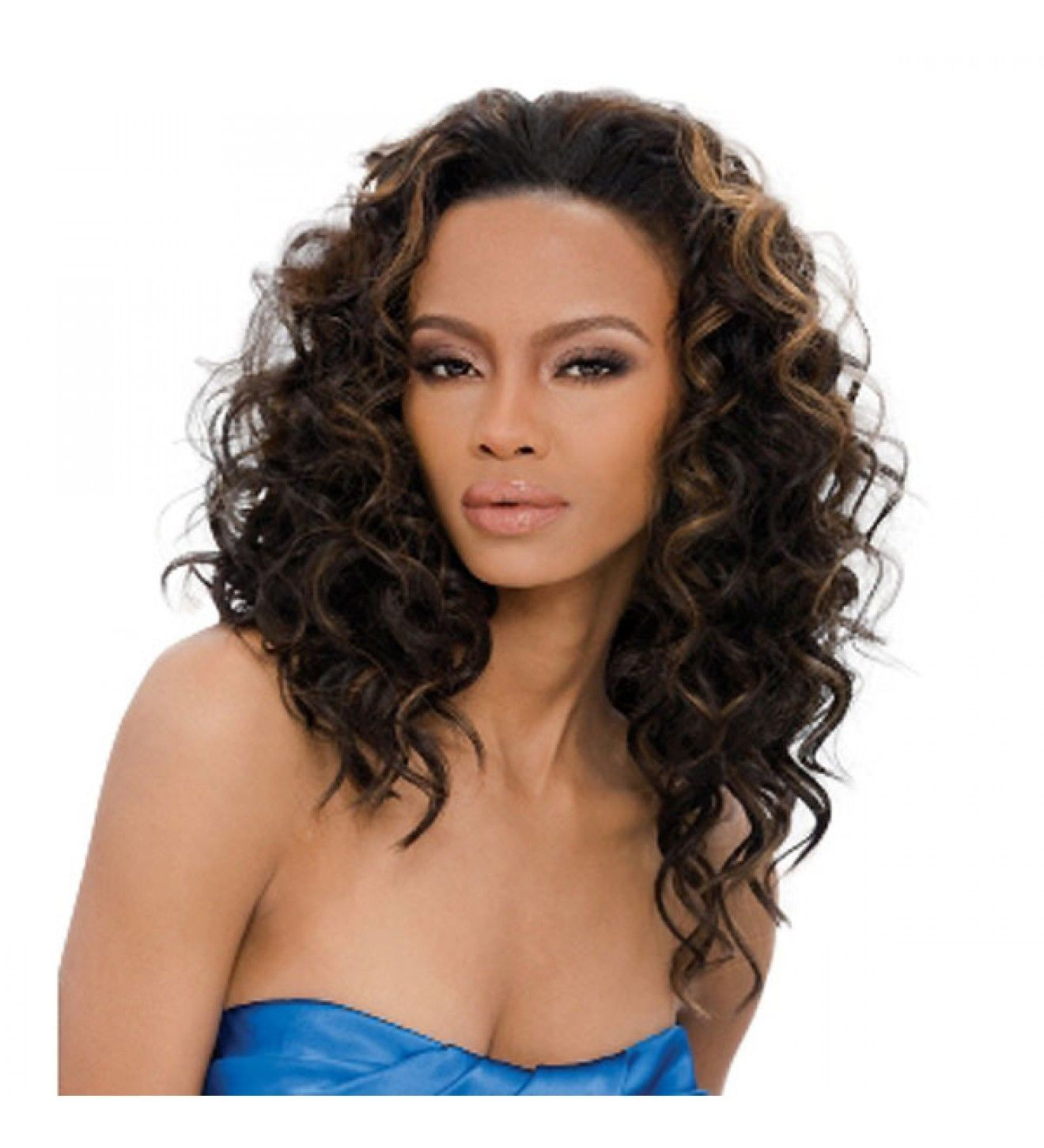 Outre Quick Weave Synthetic Half Wig Kenya 1 Ebay