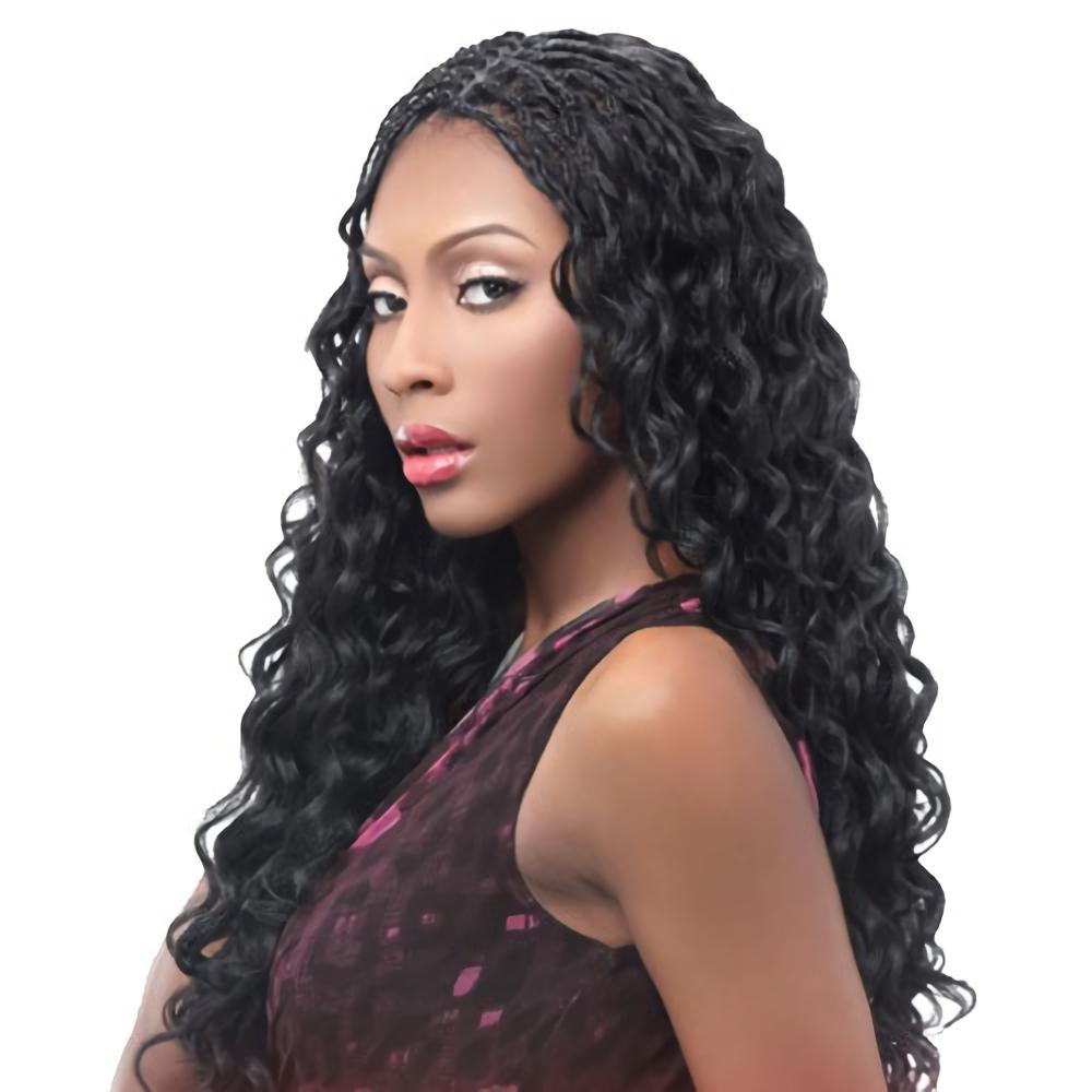 Harlem 125 Synthetic Braiding Hair Kima Braid Ocean Wave 20 1b Ebay