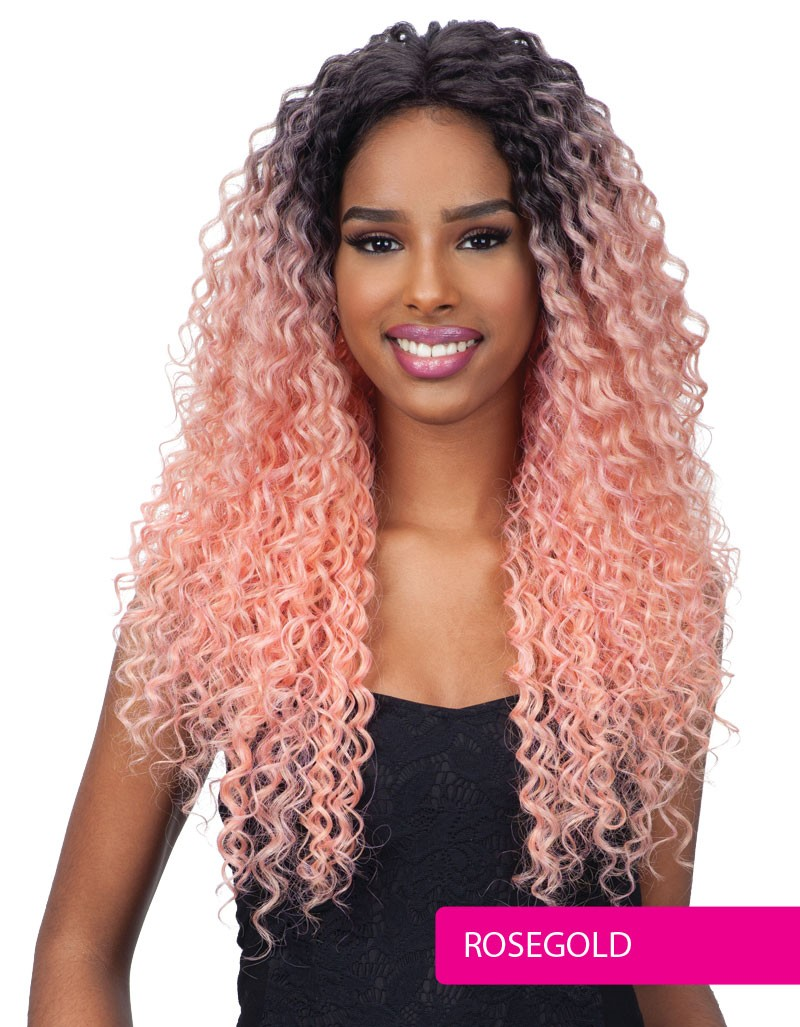 Talia Freetress Equal Premium Delux Lace Front Wig Long