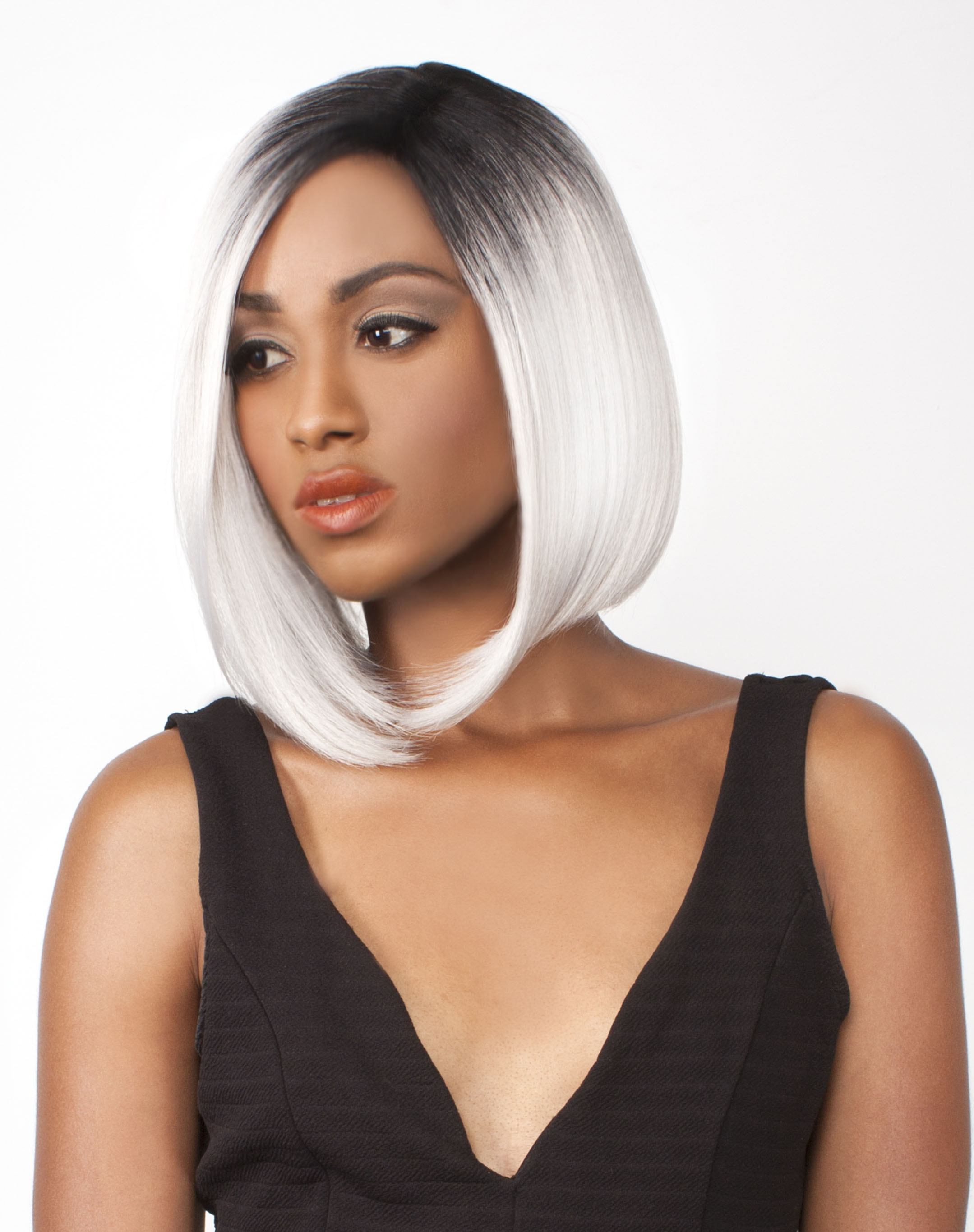 LH WATER - THE WIG BRAZILIAN HUMAN HAIR BLEND INVISIBLE