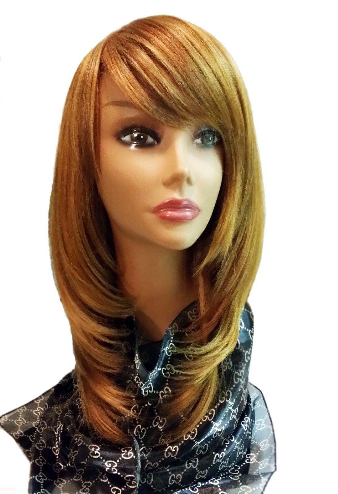 Mega Lady Hair Topic Remy Quality Synthetic Wig C Curl Bounce