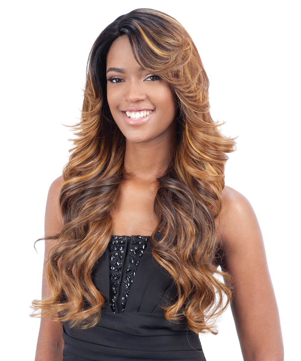 Freetress Equal Lace Front Wig SUZIE (Deep Invisible Part