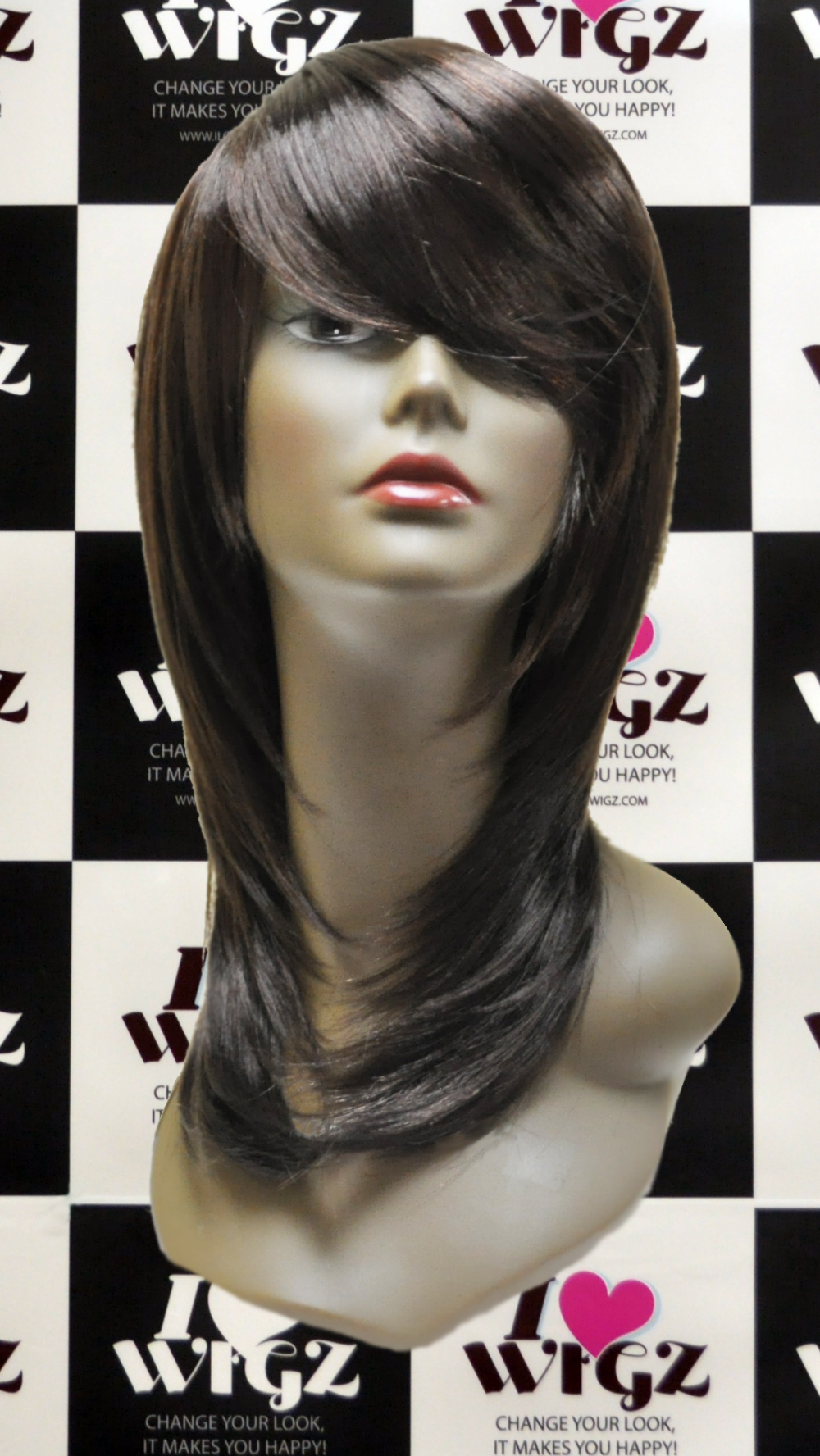 synthetic hair that can be heat styled monday layer style heat resistant 9212