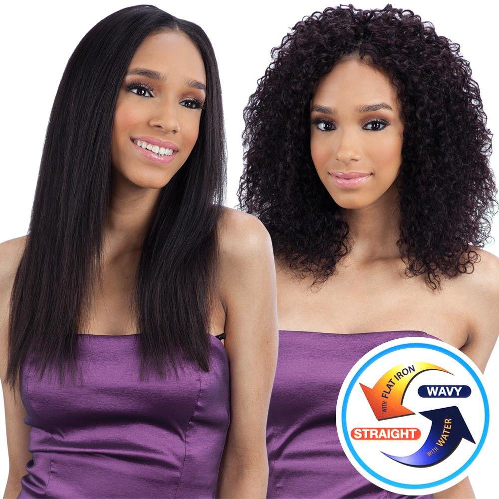 100% Unprocessed Brazilian Virgin Remy Hair - NAKED
