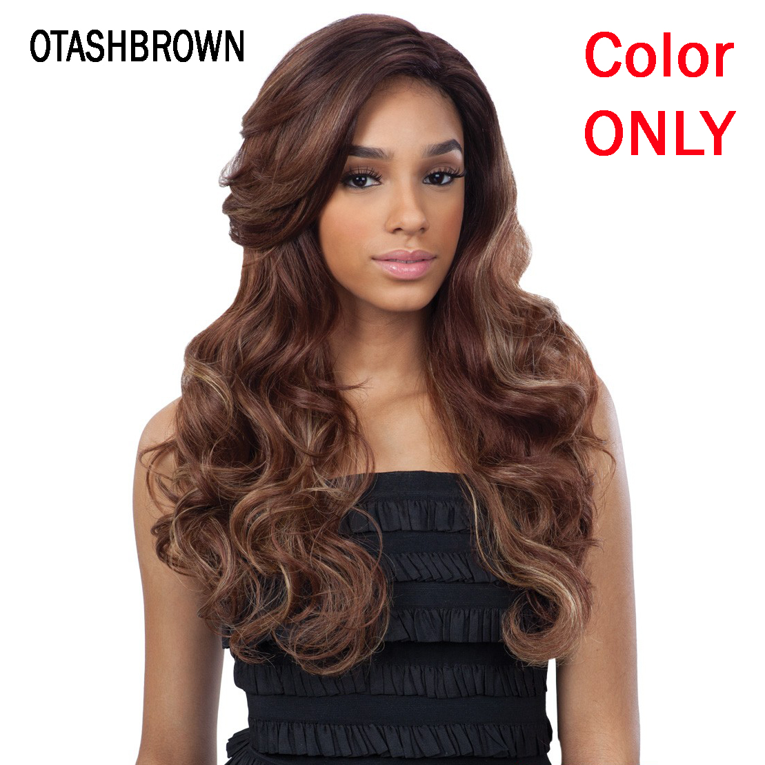 Que Malaysian Body Wave 7pcs Bundle Human Hair Blended Weave