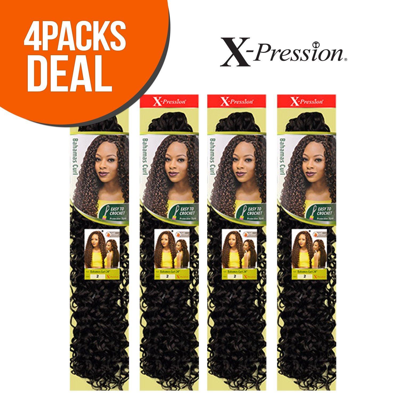 x pression braiding hair galhairs