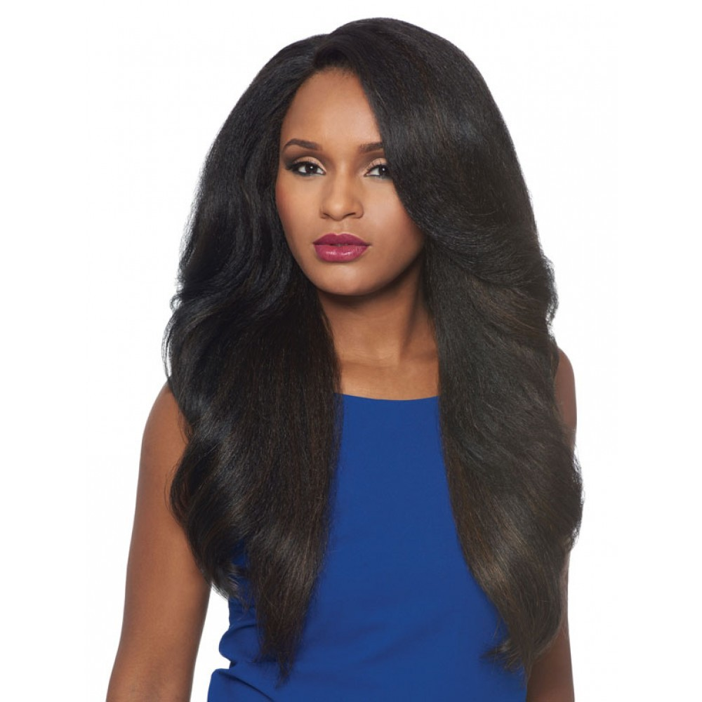 Outre Synthetic L Part Lace Front Wig Neesha 1 Jet Black Ebay