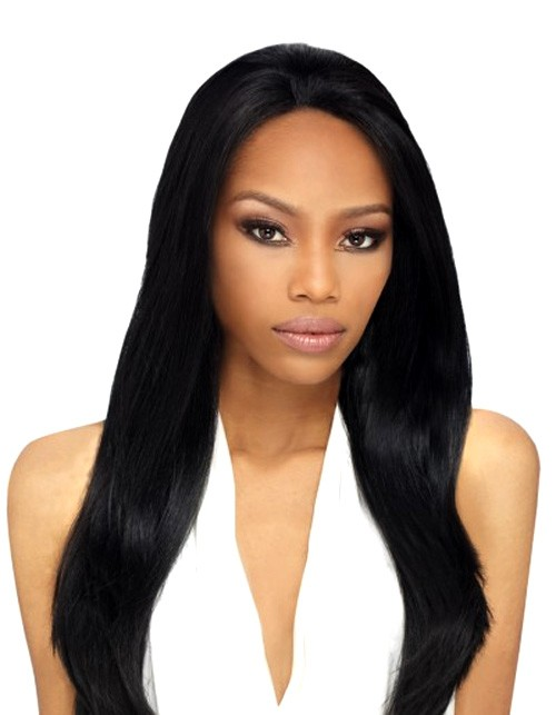 Outre Premium Purple Pack Yaki Human Hair Extension 10 1b Natural