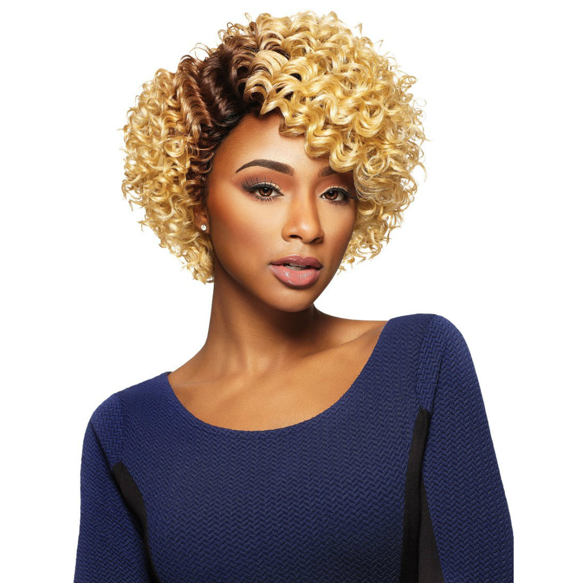 Lolo Outre Synthetic Quick Weave Complete Cap Wig Medium