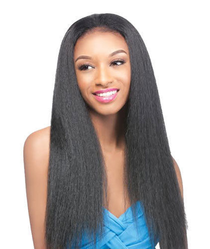 ANNIE - OUTRE QUICK WEAVE SYNTHETIC HAIR HALF WIG LONG ...