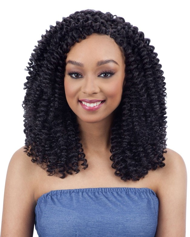 Popping Wand Curl Milky Way Que Human Hair Blend Weave Extension