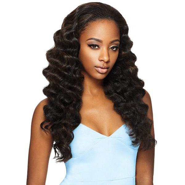 Ashani Outre Synthetic Quick Weave Half Wig Long Wavy Drred Ebay