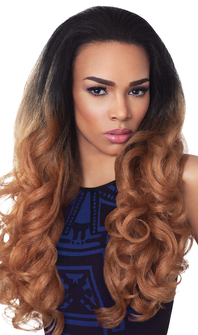 Outre Synthetic Hair Half Wig Quick Weave Stunna 1 Ebay