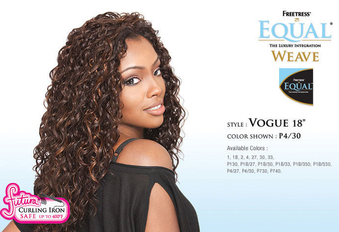 Vogue 18 freetress equal synthetic hair weave extension futura 1b brand new lowest price pmusecretfo Gallery