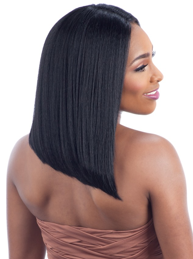 Swami Freetress Equal Synthetic Deep Invisible L Part Lace Front