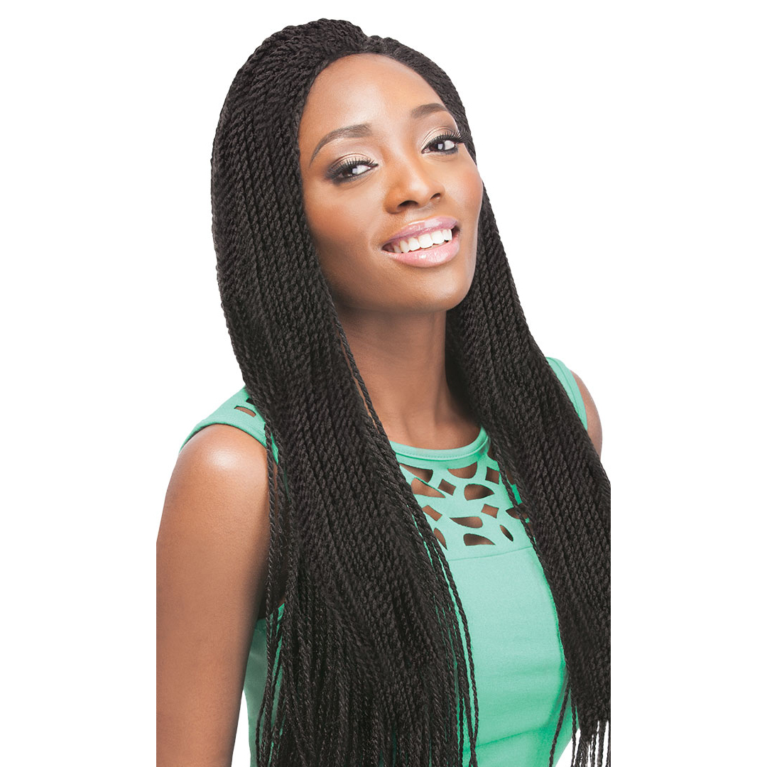 Senegalese twist small 10 outre xpression synthetic crochet braiding hair ebay - Crochet braids avec xpression ...