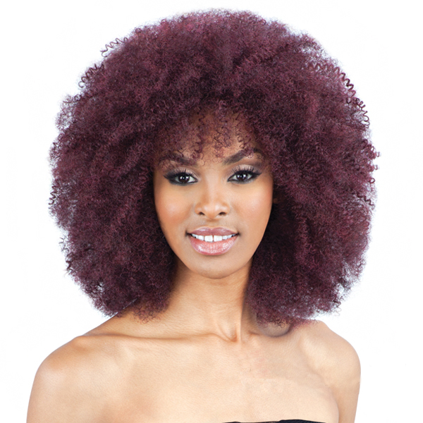 Peruvian Z Coil Curl 7pcs Model Model Pose Human Hair Blended