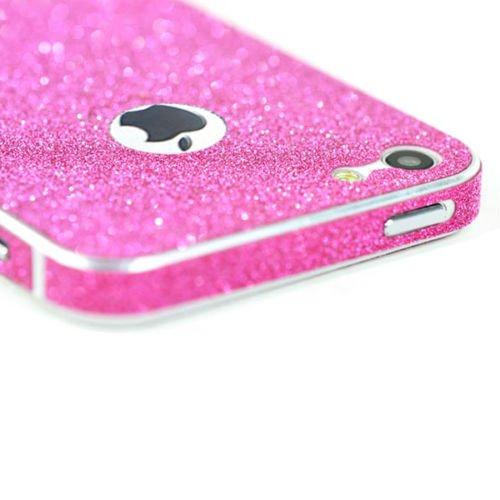 TCD-iPhone-4-4S-Sparkling-Glitter-Full-Body-Skin-Sticker-Film-with-Clear-Screen miniatuur 11